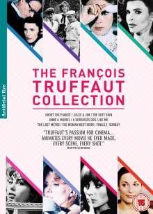Francois Truffaut Collection (UK-Import), 8 DVDs