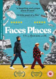 Faces Places (2017) (UK Import), DVD