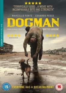 Dogman (2018) (UK Import), DVD