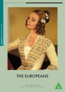 The Europeans (1979) (UK Import), DVD