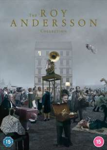 Roy Andersson Collection (UK Import), 6 DVDs