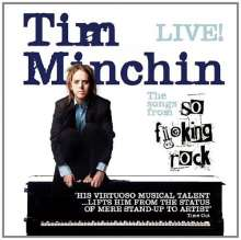 Tim Minchin: So Fucking Rock: Live!, CD