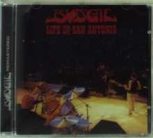 Budgie: Life In San Antonio 200, CD