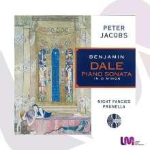Benjamin Dale (1885-1943): Klavierwerke, CD