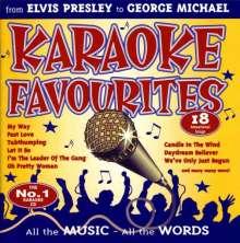 Karaoke & Playback: Favourites, CD