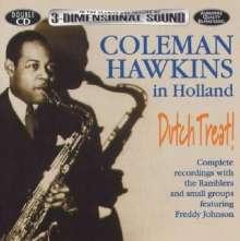 Coleman Hawkins (1904-1969): Coleman Hawkins In Holland, 2 CDs