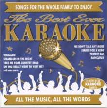 Karaoke & Playback: Best Ever Karaoke, CD