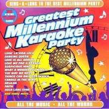 Karaoke & Playback: Greatest Millenium Kara, CD