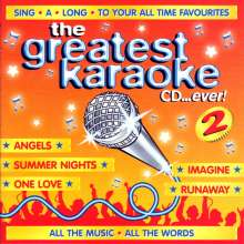 Karaoke & Playback: Greatest Karaoke CD...Ever, CD