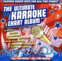 Karaoke & Playback: Ultimate Karaoke Chart Album, CD
