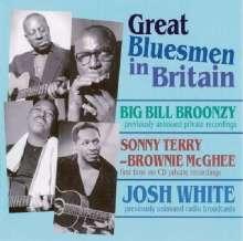 Great Bluesmen In Brita, CD