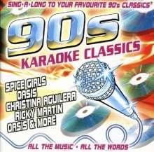 Karaoke & Playback: 90's Karaoke Classics, CD