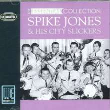 Spike Jones: The Essential Collection, 2 CDs