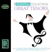 The Essential Collection - Great Tenors, 2 CDs