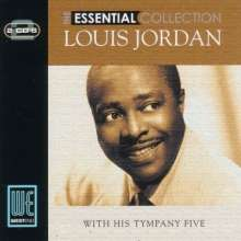 Louis Jordan (1908-1975): The Essential Collection (With His Tympany Five), 2 CDs