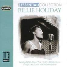 Billie Holiday (1915-1959): The Essential Collection, 2 CDs