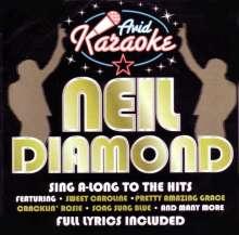 Karaoke & Playback: Neil Diamond Karaoke, CD