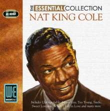 Nat King Cole & George Shearing: Essential Collection, 2 CDs