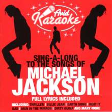 Karaoke & Playback: Michael Jackson Karaoke, CD