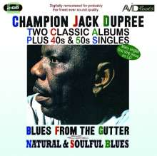 Champion Jack Dupree: Blues From The Gutter..., 2 CDs