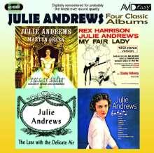 Julie Andrews: Four Classic Albums, 2 CDs