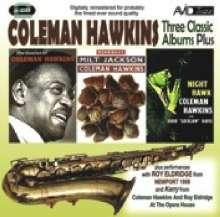 Coleman Hawkins (1904-1969): Three Classic Albums Plus, 2 CDs