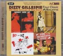 Dizzy Gillespie (1917-1993): Four Classic Albums, 2 CDs