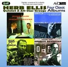 Herb Ellis (1921-2010): Four Classic Albums, 2 CDs