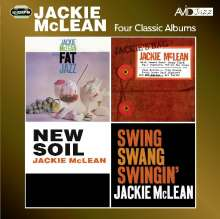 Jackie McLean (1931-2006): Four Classic Albums, 2 CDs