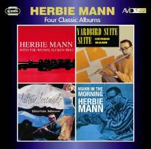 Herbie Mann (1930-2003): Four Classic Albums, 2 CDs