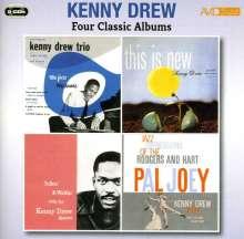 Kenny Drew (1928-1993): Four Classic Albums, 2 CDs