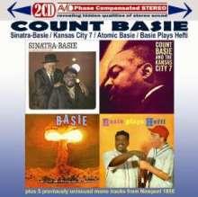 Count Basie (1904-1984): Four Classic Albums Plus 1957 - 1962, 2 CDs