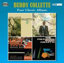 Buddy Collette (1921-2010): Four Classic Albums, 2 CDs