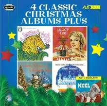 Four Classic Christmas Albums plus, 2 CDs