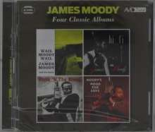 James Moody (1925-2010): Four Classic Albums, 2 CDs