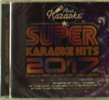 Super Karaoke Hits 2017, CD