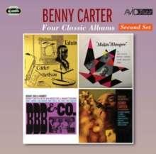 Benny Carter (1907-2003): Four Classic Albums (Second Set), 2 CDs