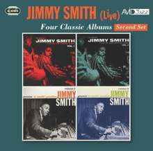 Jimmy Smith (Organ) (1928-2005): Four Classic Albums (Second Set) (Live), 2 CDs
