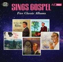 Sings Gospel: Five Classic Albums, 2 CDs