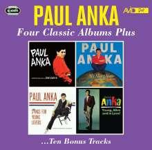 Paul Anka: Four Classic Albums Plus, 2 CDs