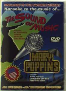 Karaoke & Playback: Sound Of Music / Mary Poppins, DVD