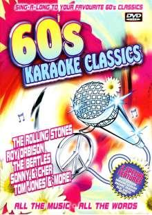 Karaoke & Playback: 60s Karaoke Classics, DVD