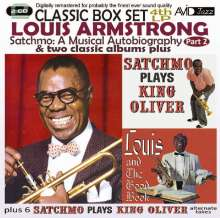 Louis Armstrong (1901-1971): A Musical Autobiography Part 2, 2 CDs