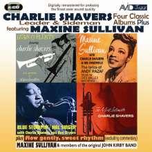 Charlie Shavers (1920-1971): Four Classic Albums Plus Featuring Maxine Sullivan, 2 CDs
