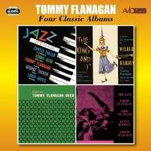 Tommy Flanagan (Jazz) (1930-2001): Four Classic Albums, 2 CDs