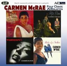 Carmen McRae (1920-1994): Four Classic Albums, 2 CDs