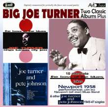 Big Joe Turner (1911-1985): 2 Classic Albums Plus, 2 CDs
