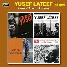 Yusef Lateef (1920-2013): Four Classic Albums, 2 CDs