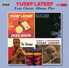 Yusef Lateef (1920-2013): 4 Classic Albums Plus, 2 CDs