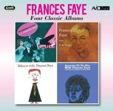 Frances Faye (1912-1991): Four Classic Albums, 2 CDs